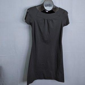 Spense Dress Size 6 Black Womens Mini Career